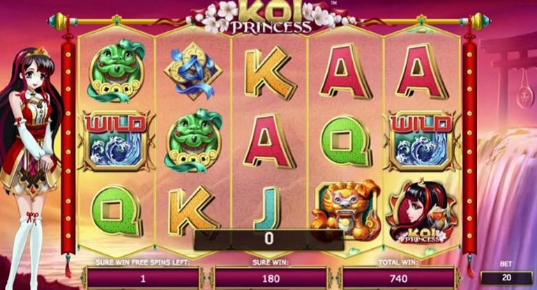 Extra 10 Liner - 5 Reels - Play legal online slots! OnlineCasino Deutschland